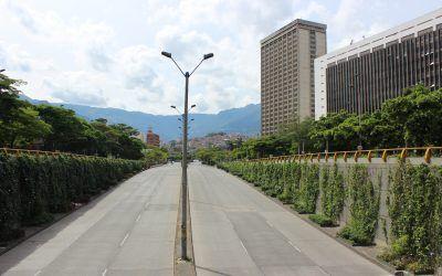 Gobernación de Antioquia decreta toque de queda general en el departamento