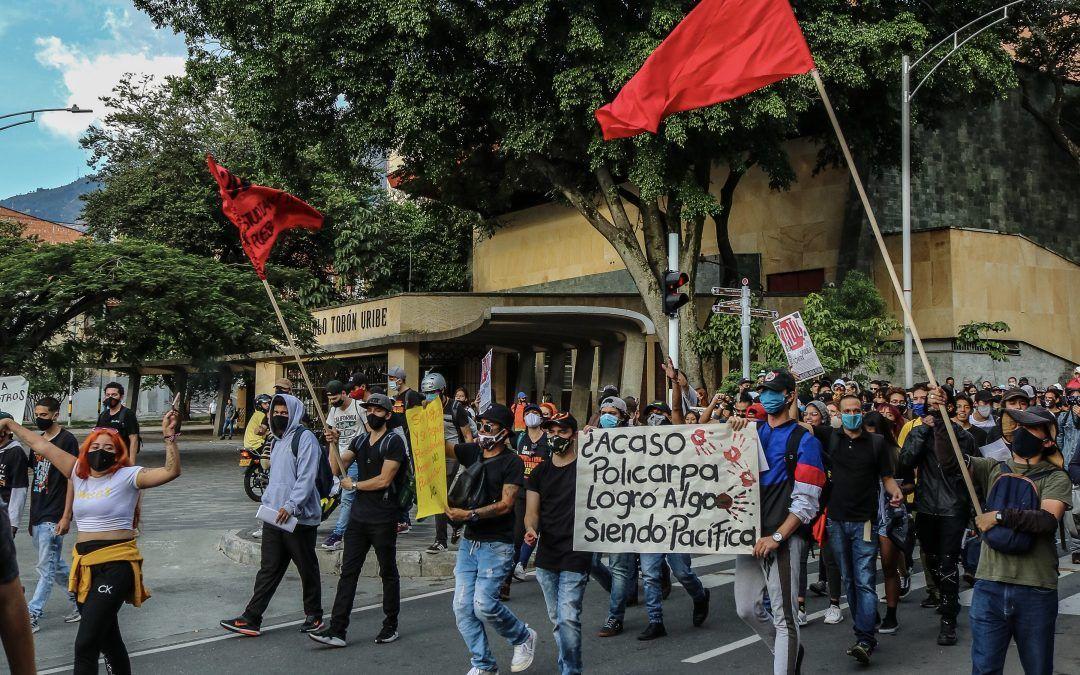 Estas serán las movilizaciones del 6 de mayo en Antioquia