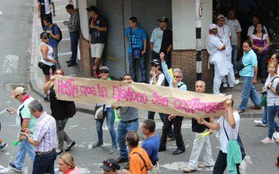 Movilizaciones programadas para el 7 de mayo en Medellín