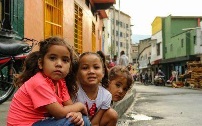 Una generación que crece en las calles del centro de Medellín