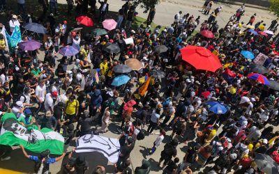 Manifestaciones programadas para el 15 de mayo