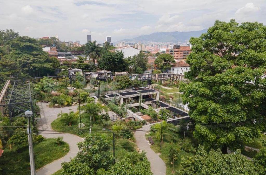 Por fin, Prado Centro tiene su parque