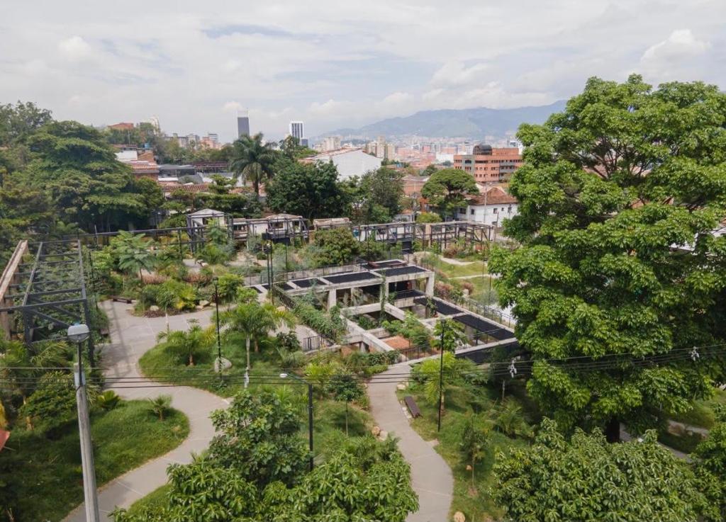 Parque de Prado centro