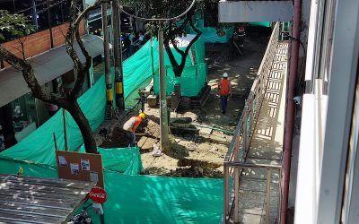 Inicia renovación del corredor peatonal San Benito – Boyacá