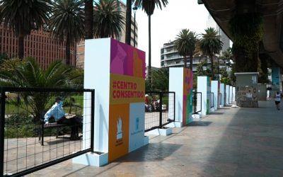 Inició la recuperación de la Plaza Botero