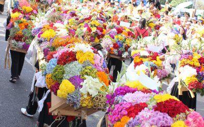 Regresa la Feria de las Flores