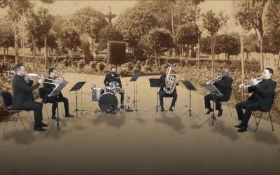 Este domingo la Orquesta Filarmónica de Medellín presentará el Concierto Ausentes: retretaen el Parque Bolívar