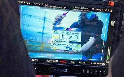 Cierres viales en el centro de Medellín por rodaje de película