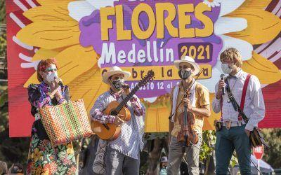 Programación Feria de las Flores 2021 para el lunes 16 de agosto