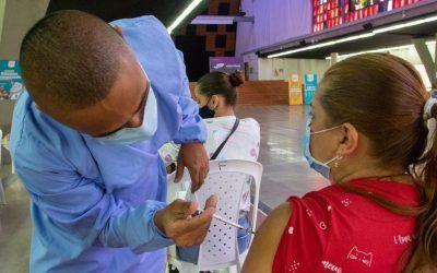 Cinco casos de la variante Delta del COVID-19 ya están en Antioquia