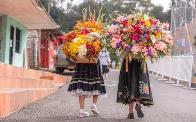 Programación Feria de Flores 2021 para el 12 de agosto