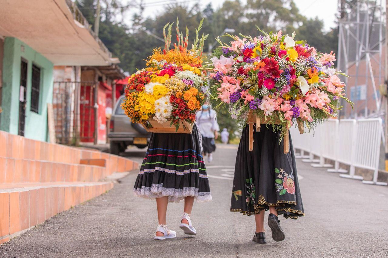Programación 12 de agosto feria de flores 2021