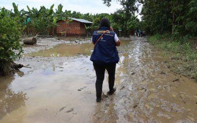 Esta semana se esperan fuertes lluvias en el Valle de Aburrá
