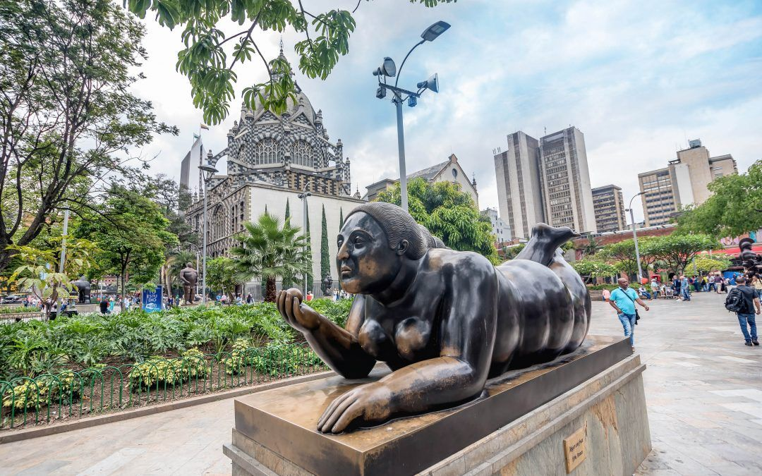 Disfrute el mes del patrimonio en el centro de Medellín