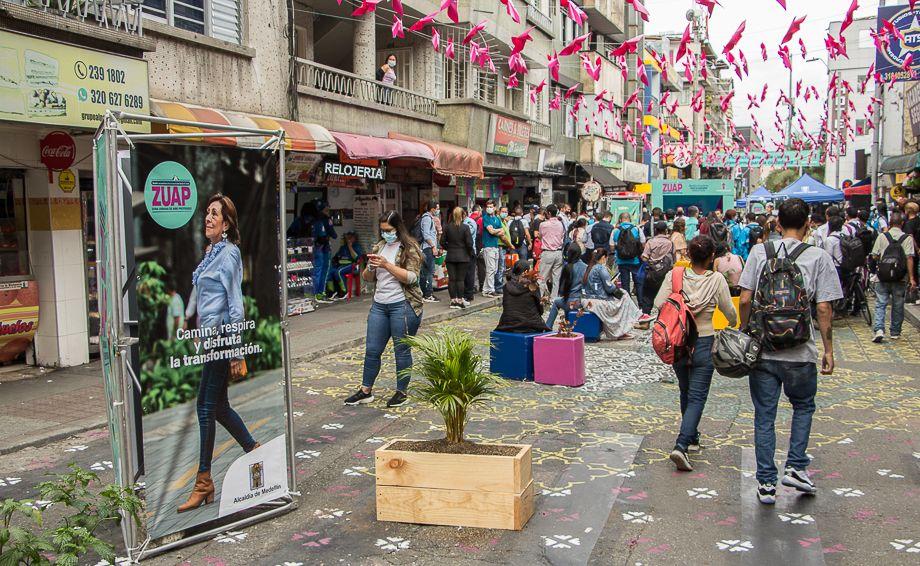 Pichincha: otra vía del centro que se peatonaliza