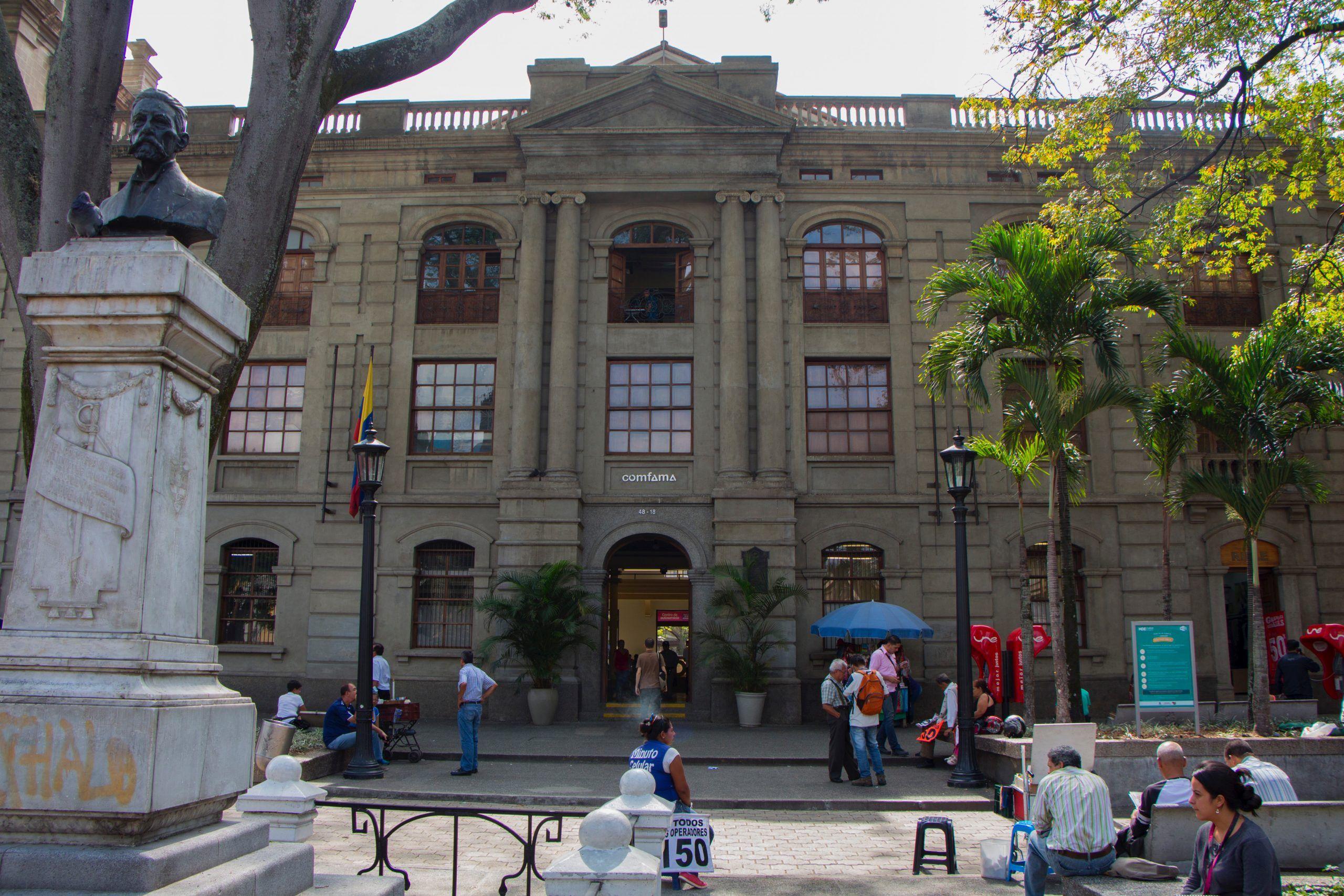 Claustro San Ignacio
