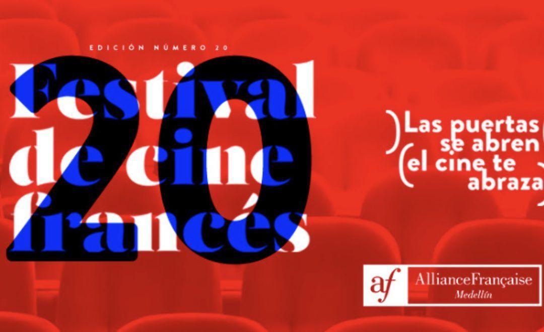 El Festival de Cine Francés continúa en la Cámara de Comercio de Medellín