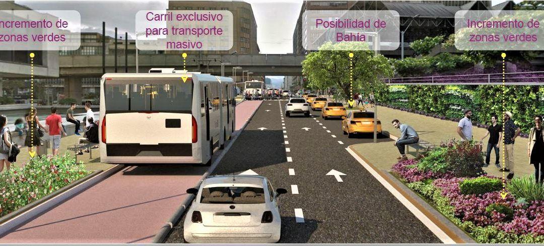 En Medellín avanza diseño de corredores viales multimodales en pro de la movilidad