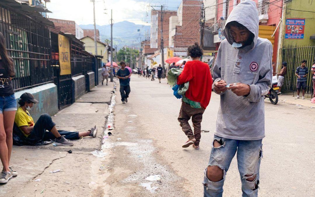 Por estas razones habitantes de calle prefieren el centro de Medellín