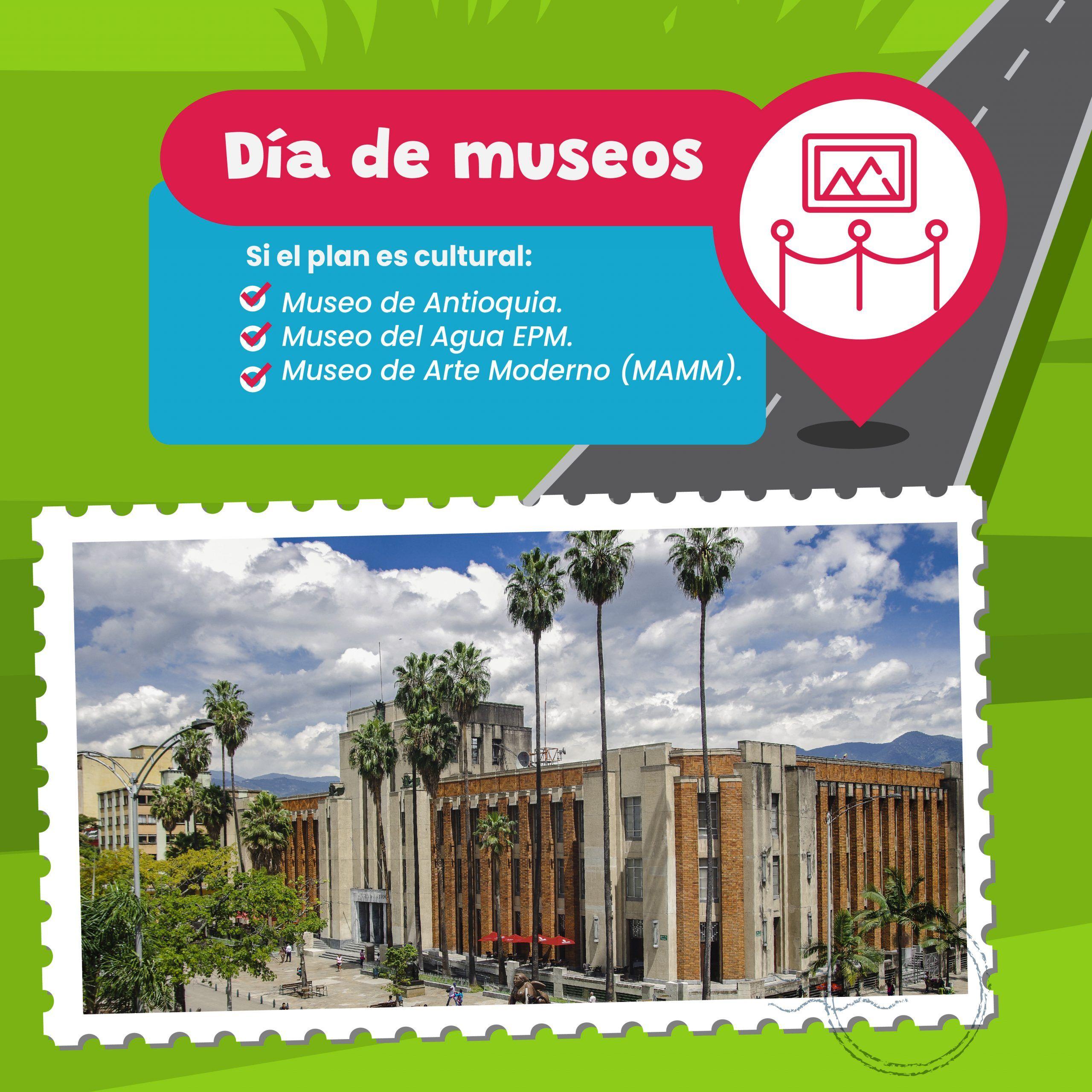 Día de museos