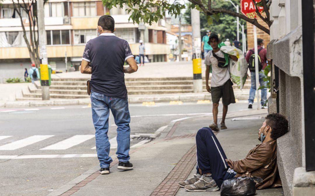 En el barrio Villanueva piden nuevamente solución a problemáticas